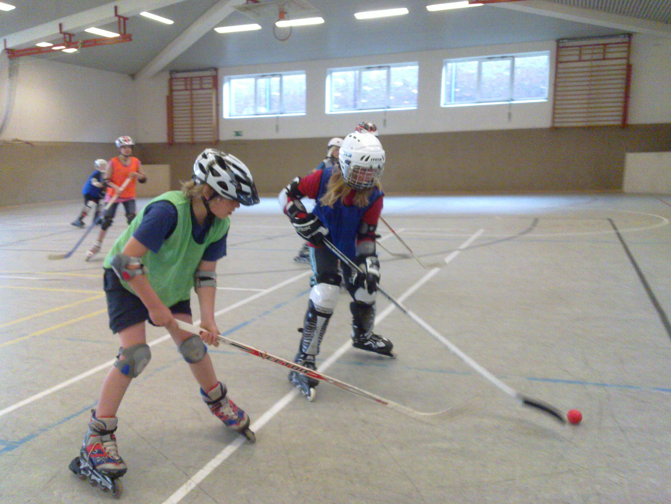Inline-Skaterhockey - Kids Turnier