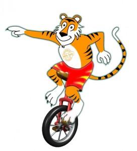 Der NTJ Einrad Tiger